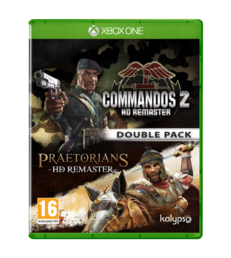 Commandos 2 & Praetorians HD Remaster Double Pack Xbox One