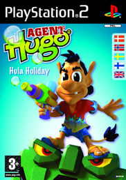 Agent Hugo Hula Holiday PS2