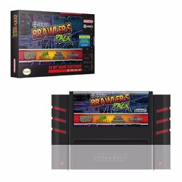Jaleco Brawlers Pack SNES