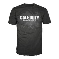 Call of Duty Black Ops T-paita L