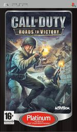 Call of Duty 3: Roads to Victory PSP