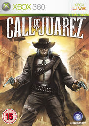 Call of Juarez XBOX 360