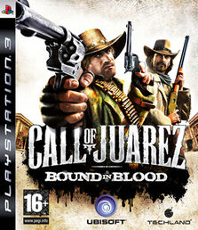 Call of Juarez 2: Bound in Blood PS3