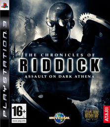 Chronicles of Riddick: Assault on Dark Athena PS3