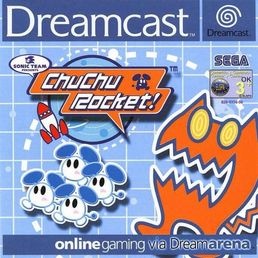 Chu Chu Rocket Dreamcast