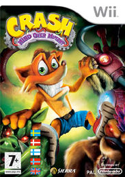 Crash Bandicoot: Mind Over Mutant Wii
