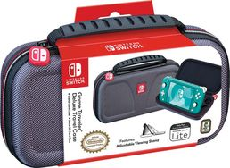 Switch Lite Deluxe Travel Case Grey kantolaukku