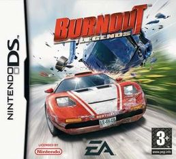 Burnout: Legends Nintendo DS