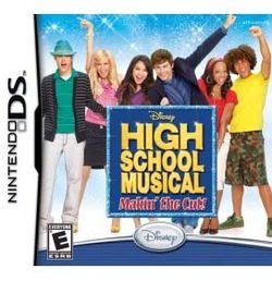 High School Musical Nintendo DS