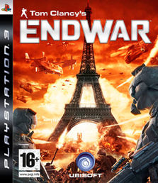 Tom Clancy`s EndWar PS3