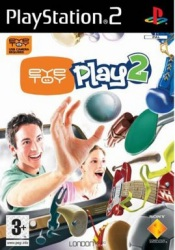 Eye Toy Play 2 Platinum PS2