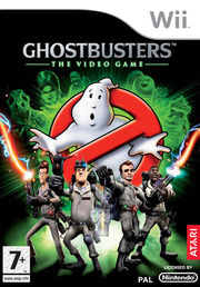 Ghostbusters: The Video Game Wii