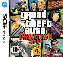 Grand Theft Auto: Chinatown Wars Nintendo DS