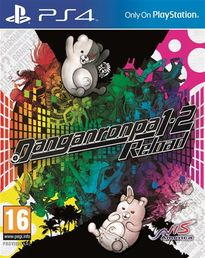Danganronpa 1-2 Reload PS4