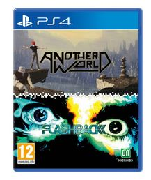 Another World + Flashback PS4