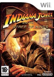 Indiana Jones: Staff of Kings Wii