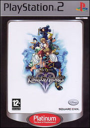 Kingdom Hearts 2 Platinum PS2
