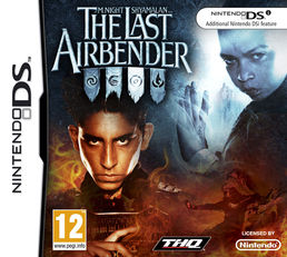 The Last Airbender Nintendo DS