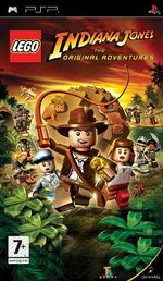 LEGO Indiana Jones: Original Adventures PSP