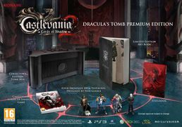 Castlevania: Lords of Shadow 2 Collectors Edition PS3