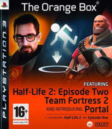 Half-Life 2: Orange Box PS3