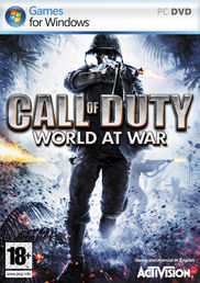 Call of Duty: World at War PC kansikuva