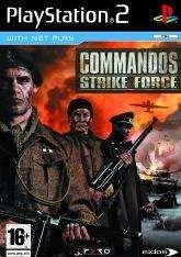 Commandos: Strike Force PS2