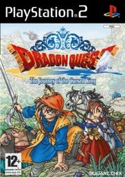 Dragon Quest: The Journey Of The Cursed King PS2