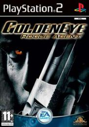 Golden Eye: Rogue Agent Platinum