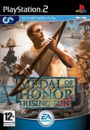 Medal of Honor: Rising Sun PS2