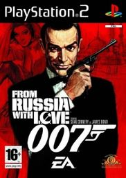 James Bond 007: From Russia With Love PS2