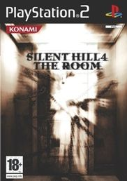 Silent Hill 4: The Room PS2