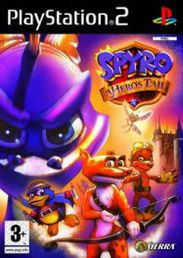 Spyro: Hero´s Tail PS2