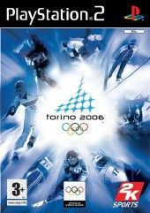 Torino Winter Olympics 2006 PS2