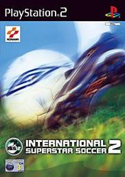 Inernational Superstar Soccer 2 PS2