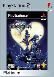 Kingdom Hearts Platinum PS2
