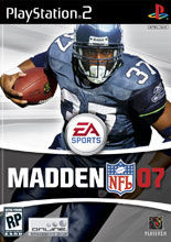 Madden NFL 07 PS2