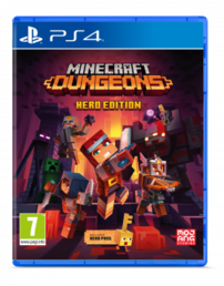 Minecraft: Dungeons Hero Edition PS4