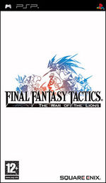 Final Fantasy Tactics: The War of the Lions PSP