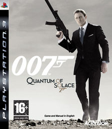 Quantum of Solace PS3