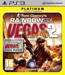 Rainbow Six Vegas 2 Platinum PS3