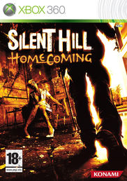 Silent Hill: Homecoming Xbox 360