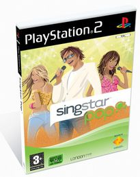 Singstar Pop PS2