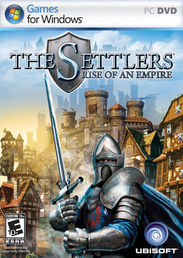 The Settlers IV: Rise of an Empire Gold PC
