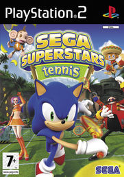 Sega Superstars Tennis PS2