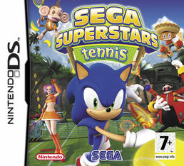 Sega Superstars Tennis Nintendo DS