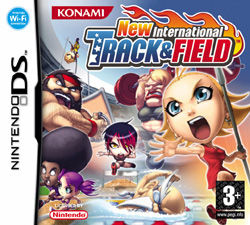 New International Track and Field Nintendo DS