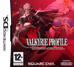 Valkyrie Profile: Covenant of the Plume Nintendo DS