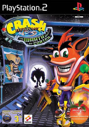 Crash Bandicoot: The Wrath of Cortex PS2