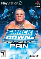 WWE Smackdown 5: Here Comes the Pain Platinum